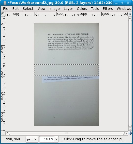 Making A Book Scanner