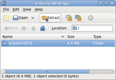 Arduino http download file